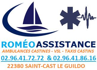 Logo ambu romeo assistance
