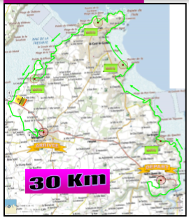 Plan 30 km